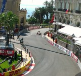 Using the HTC One S at the Monaco Grand Prix
