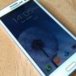 A week with … the Samsung Galaxy SIII – Day 2