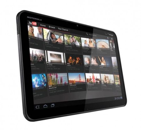 Motorola Xoom going cheap for the next few days