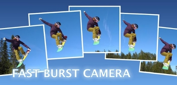 Fast Burst Camera (Lite)   Android App Review