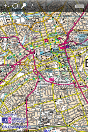 Coolsmartphone Recommended iOS App   iOSMaps