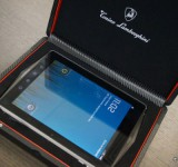 From Russia with Love...The Lambo Smartphone!