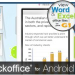 Google Acquires Quick Office – Android Integration imminent?