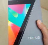 Nexus 7: first impressions