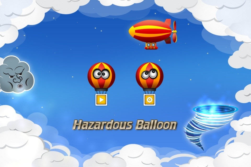Bored? Hazardous Balloon Will Help!
