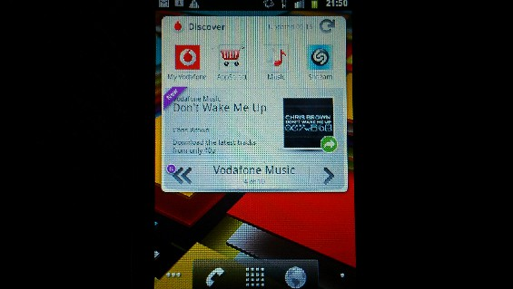 Vodafone Smart II Review