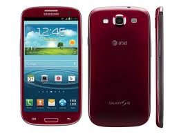 Red Galaxy S3