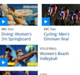 BBC Olympic Apps Launch
