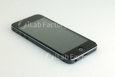 Alleged assembled iPhone 5 pictures surface.