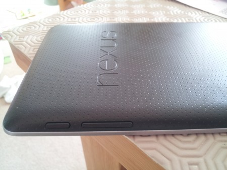 Google Nexus 7 review   Hardware, Design and Performance