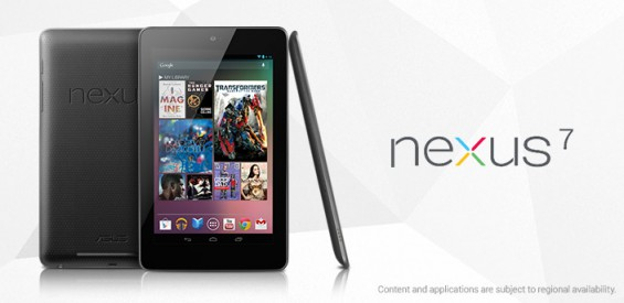 Google addresses concerns with Nexus 7 pre orders