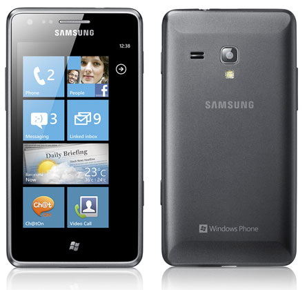 Samsung Omnia M to arrive in the UK on Phones 4u