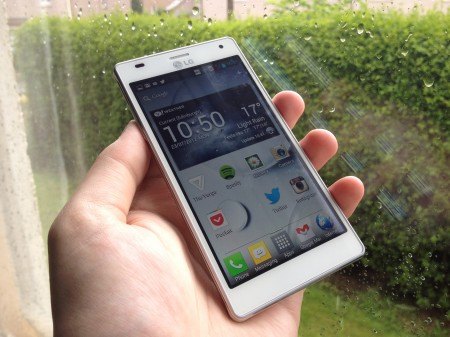 LG Optimus 4X HD Review