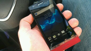 Sony Xperia P Available on Three