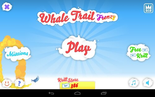 App Review: Whale Trail Frenzy