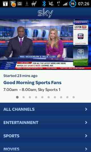 Want Sky Go but cant install it? We have news