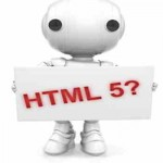 HTML5 a Call to Arms for developers