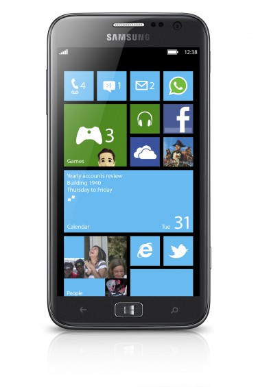 ATIV S Product Image Front 1