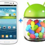 Galaxy SIII Jellybean roll out begins…..