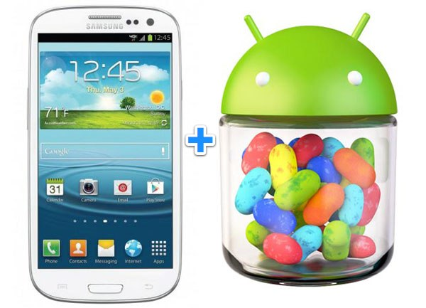 Galaxy S3 to get Jelly Bean in September?