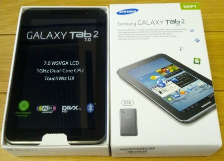 Why Buy a Samsung Galaxy Tab 2 7.0 when you could have a Nexus 7?