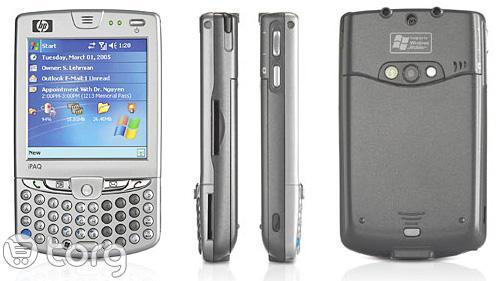 HP iPaq RW6515