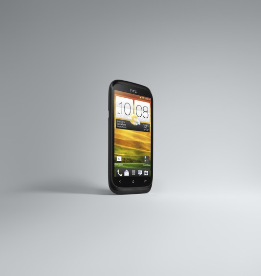 HTC Desire X Black 3 4 Right