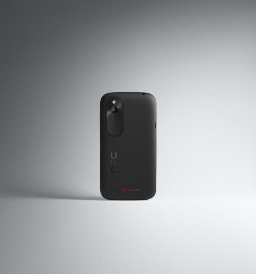 HTC Desire X Black Back