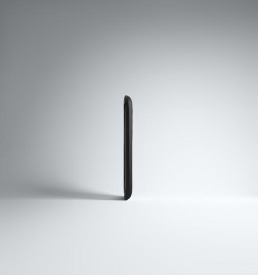 HTC Desire X Black Side