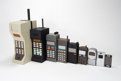 My Phone History - By Ronnie Whelan - Coolsmartphone