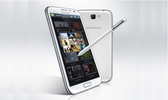 Three To Stock Samsung Galaxy Note II