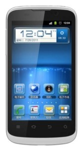 ZTE Blade III revealed by retailer   it looks like the ZTE N910 announced at MWC