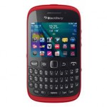 Blackberry Curve 9320 in red coming soon to O2