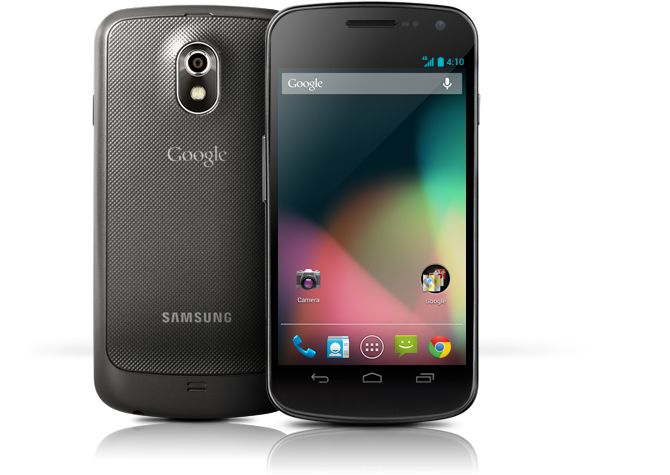 Samsung Galaxy Nexus price drops again