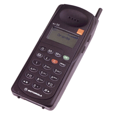 Motorola MR30