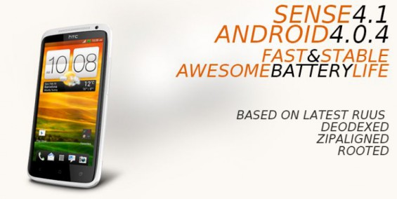 Speed boost for the HTC One X thanks to leaked Sense 4.1 and new ROM