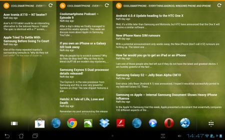 Chameleon Launcher Beta   Review