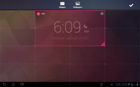 Chameleon Launcher Beta update adds a few widgets