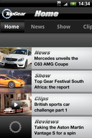 BBC Top Gear News App Now Available For All Platforms