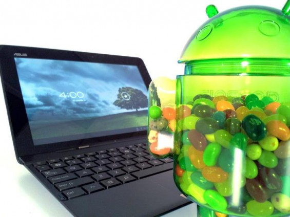 Asus Transformer TF300 gets Jelly Bean Update