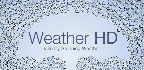 Weather HD Now Available On Android