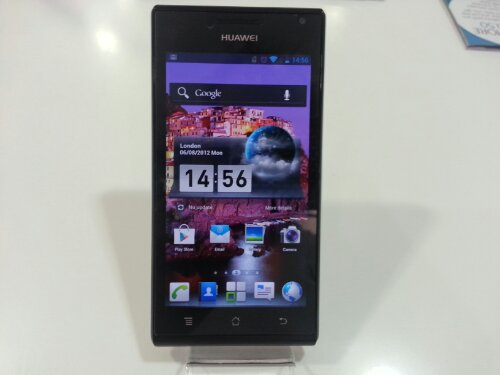 Huawei Ascend P1   Review 2
