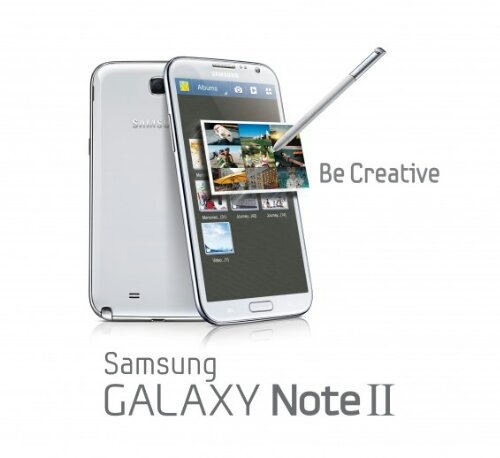 Samsung post an official Galaxy Note II hands on video
