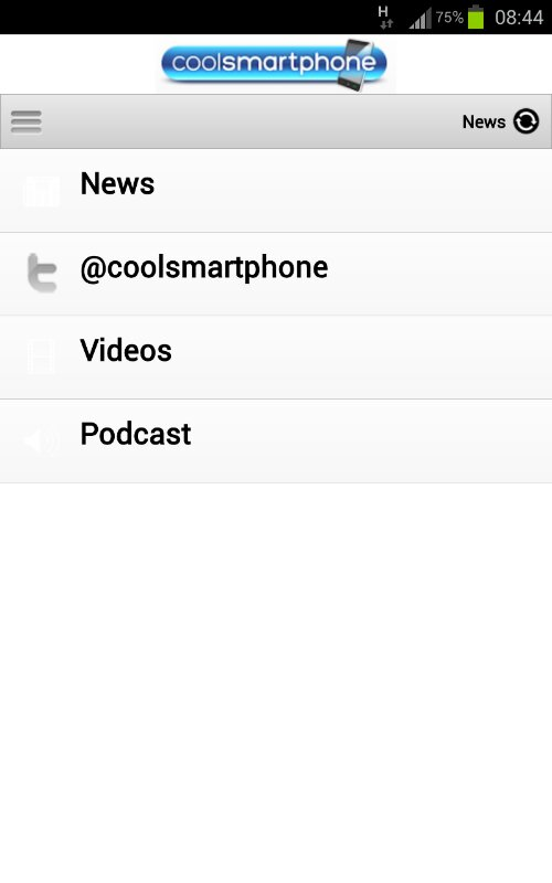The Coolsmartphone Android app has had an update