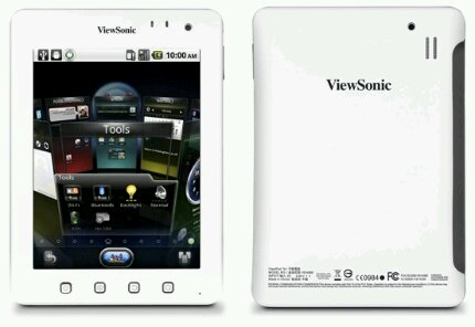 ViewSonic Viewpad 7e Wi Fi 4GB, just £79.99   update   try £56.94