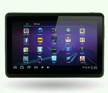 Time2Touch 7 Android 4.0 Tablet for £79.99