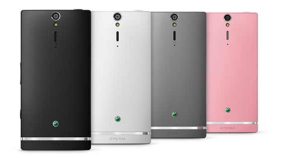 Sony Xperia SL    Coming Soon