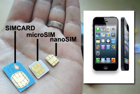 Cut your own nano SIM