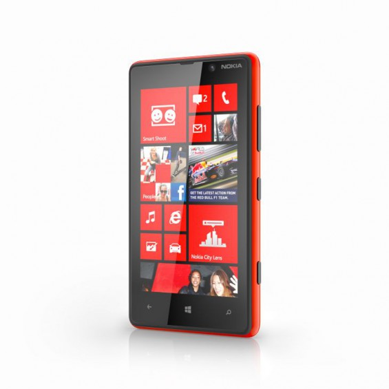 700 nokia lumia 820 red
