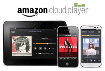 Amazon update their MP3 app to include Cloud Player functionality for the UK